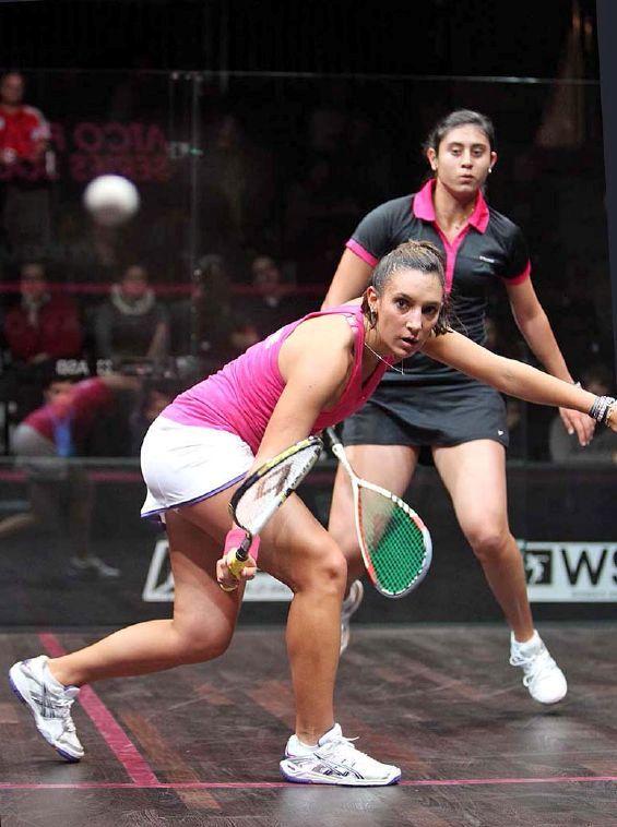 squash women